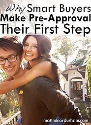 Why Smart Buyers Make Pre-Approval Their First Step