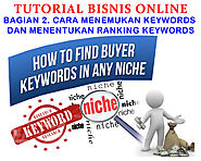 Mencari Keyword Blog