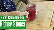 2 Powerful Home Remedies For KIDNEY STONE PAIN RELIEF