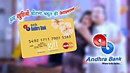Apply online for Andhra Bank Credit Card at Paisabazaar.com