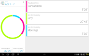 Jiffy - Time tracker - Android Apps on Google Play