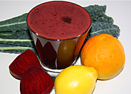 In the Reboot Kitchen: Beet-Kale Juice | Reboot With Joe