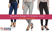 Look More Younger & Stylish with Beautiful Range of Women Jeans