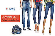 Only Jeans UK: The Best Jeans Online Shop