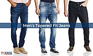 Men's Tapered Fit Jeans: The Everlasting Fashion for Men