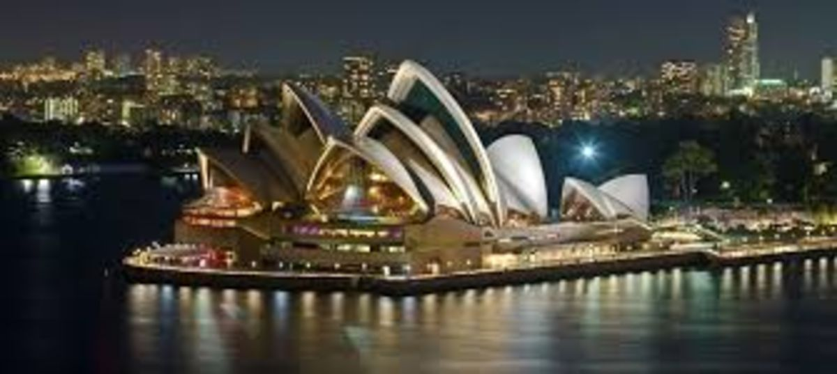 Headline for Most Attractive Places in Sydney – Cosmopolitan Hub of NSW