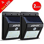 Top 10 Best Motion Activated Solar LED Lights Reviews 2016 on Flipboard