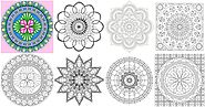 Bring These 15 Magnificent Free Mandala Templates To Life With Vibrant Colors!