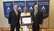 News-SDMIMD receive ACBSP Accrediation