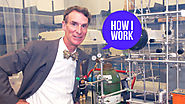 I'm Bill Nye, and This Is How I Work