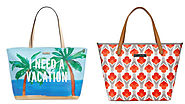 Fab Finds of the Week ~ Summer Totes | Fabulous After 40