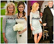What They Wore - Mother Of The Bride Dresses
