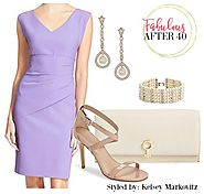 What to Wear to a Spring or Summer Wedding | Fabulous After 40