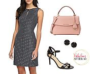 How to Look Spot On in Polka Dots Dresses