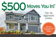 Federal Way New Homes, Home Builder, Wynstone East, WA | Quadrant Homes