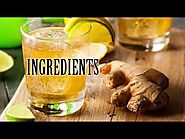 Make Ginger Ale At Home To Reduce Pain