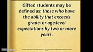 Gifte Studenets Actual Definition