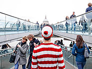 Waldo Travels The World In Search Of Cancer Treatment