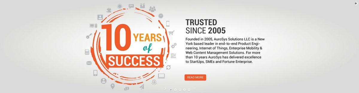 Headline for AuroSys Solutions