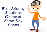 A Smart Way To Borrow Same Day Loans In The Hour Of Urgency!