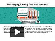 Bookkeeping is no big deal with Nomisma