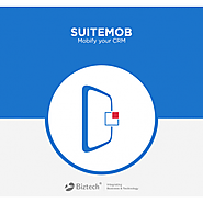 SuiteMob is compatible with iOS and Android is configurable based on user roles