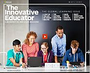 Introducing the Innovative Educator: A Microsoft in Education magazine