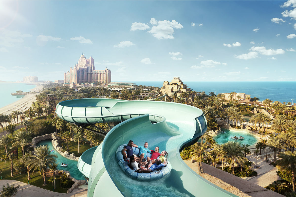 Headline for Water Parks in Dubai – Wet & Wild Fun for All