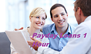 Payday Loans 1 Hour Ultimate inconvenience free Solution for All Financial Emergency