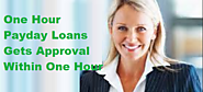 Payday Loans One Hour- A Great Installment Cash Help in Times of Need