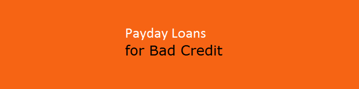 Headline for Payday Loans For Bad Credit- Long Term Loans Canada