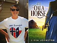 Enjoy more Texwegian fun with my new e-book, The Dala Horse.