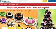 Website at http://www.zoganto.com/cakes/by-city/cakes-to-delhi