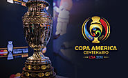 Copa America 2016 Schedule in British Time-BST UK Time, Live TV channels - COPA America Centenario 2016 Schedule