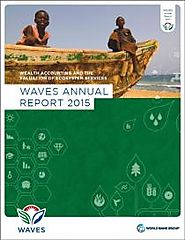 Wealth Accounting and theValuation of Ecosystem Services Knowledge Center Annual Report 2015
