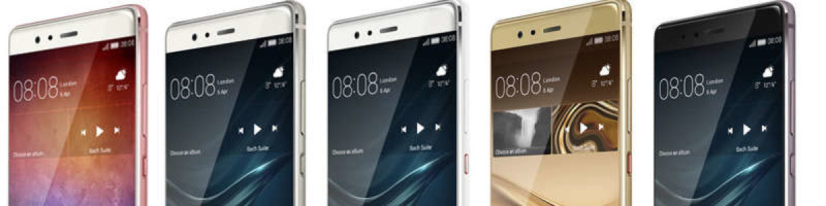 Headline for Huawei P9 (Titanium Grey,32GB) Mobile in India | Online Shopping at poorvikamobile.com