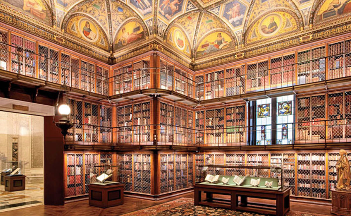 Headline for List of London's Hidden Museums and Libraries