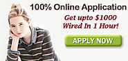 1 Hour Same Day Cash Loans Get Cash To Solve Your Urgent Fiscal Emergency