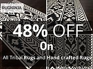 Beautiful Tribal Rugs and Hand crafted Rugs