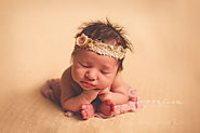 Get To Know About Photo Session of Newborn Charge By Swoonbeam Photography