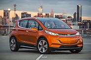 2017 Chevy Bolt: The Interior Design and Features