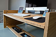 This SmartDesk Can Be Your Assistant during Working