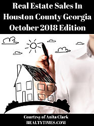 Houston County GA Market Analysis for October 2018