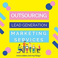 Outsourcing Lead Generation Marketing Services