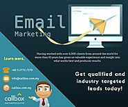 Email Marketing Campaign - B2B Lead Generation