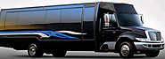 Milwaukee Party Bus Rental | Milwaukee Limo bus rental service