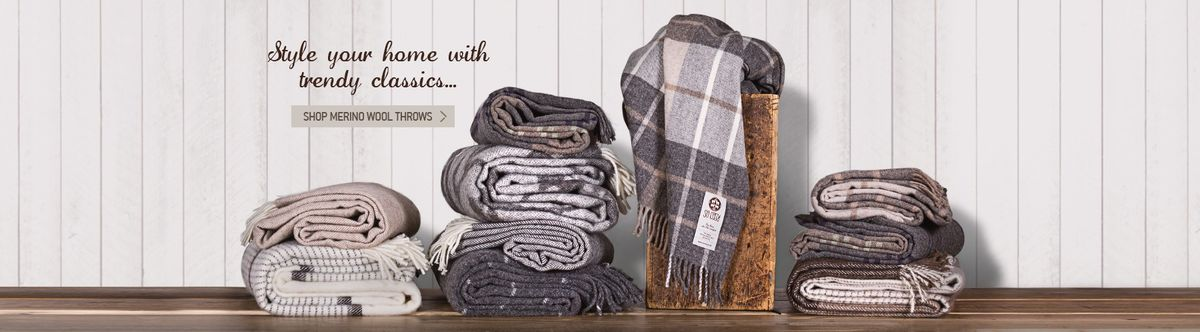 Headline for Blankets & Throws: Superb Attire Deals To Your Comfort