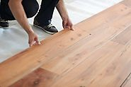 Lower Cost with Laminate Flooring