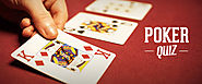 Poker Quiz 'For Wizards' : Name the Poker Game