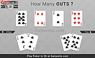 I'm All In: How many Cards in total will win you the hand?